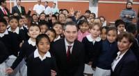 Aurelio Nuño Mayer, secretario de Educación Pública, destacó la importancia de mantener el diálogo con las comunidades de aprendizaje de cada plantel, conformadas por alumnos, maestros y padres de familia, […]