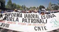 La Coordinadora Nacional de Trabajadores de la Educación (CNTE) amenaza con paralizar al país, en caso de que el gobierno federal no satisfaga su principal propuesta: echar abajo la reforma […]