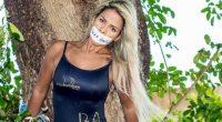 """Las sensuales modelos del certamen brasileña del """"mejor trasero"""" de ese país, realizaron una protesta en rechazo al Gobierno carioca que abrió una reserva natural para explotación minera, esto bajo […]"""