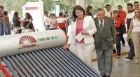 Naucalpan, Méx.- Al hacer la entrega de 237 microcréditos a naucalpenses emprendedores, la presidenta municipal, Azucena Olivares, anunció el arranque del programa de calentadores solares en el municipio, iniciativa con […]