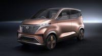 """La empresa automotriz Nissan presentó el IMk, un vehículo concepto que combina tecnologías de vanguardia y una potente aceleración EV en un cuerpo compacto para crear el """"auto urbano actual"""". […]"""