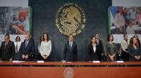 """Al presentar la nueva Norma Mexicana en Igualdad Laboral y No Discriminación, el Presidente de la República, Enrique Peña Nieto, aseguró que """"para que México pueda crecer con mayor dinamismo […]"""