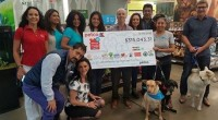 Se dio a conocer que la tienda de mascotas de Grupo Gigante, Petco, entregó más de 315 mil pesos a refugios para animales en situación de calle, como resultado de […]