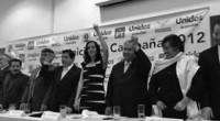 Candidatos a distintos cargos de elección popular del Partido de la revolución Democrática (PRD) en el Estado de México ofrecieron a la media noche del primer día de campañas electorales […]