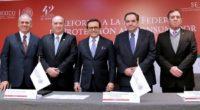 El Secretario de Economía, Ildefonso Guajardo Villarreal, dijo que el nuevo marco legal surgido a partir de la reforma a la Ley Federal de Protección al Consumidor (LFPC), es un […]