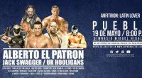 La Federación Universal de Lucha Libre (FULL)comenzará su gira estelar del mes de mayo este viernes 19 en el GimnasioMiguel Hidalgo de Puebla, Puebla, un local que se ha vuelto […]