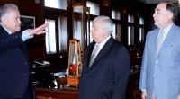 El secretario de Educación Pública, Emilio Chuayffet Chemor, designó a Jorge Medina Viedas como nuevo director general de Comunicación Social de la SEP, en sustitución de Octavio Mayén Mena. El […]