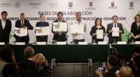 Con el propósito de realizar la disposición y manejo adecuado de los escombros generados por los sismos en varios estados del país, la Federación firmó un acuerdo con los gobiernos […]