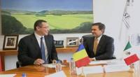 El Secretario de Economía, Ildefonso Guajardo Villarreal, sostuvo un encuentro con el Primer Ministro de Rumania, Victor Ponta, quien realiza una visita de trabajo a México. Durante la reunión, el […]