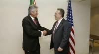 Los gobiernos de México y Estados Unidos acordaron trabajar estrechamente para acrecentar y mejorar la relación de ambos países en temas de aviación, red de comunicación segura, el sistema satelital […]