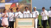 El presidente Enrique Peña Nieto en su participación en la Cumbre COP13 en Cancún, Quintana Roo, reiteró que México tiene un gran compromiso con la sustentabilidad y de ahí que […]