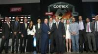 En un acto sin precedentes la empresa Comex, conjugo esfuerzos para dar una alternativa de transmisiones y análisis del Mundial Brasil 2014 y presentó Comex Masters que se realizará con […]
