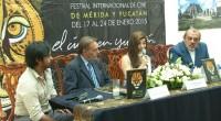 En conferencia de prensa se dio a conocer el arranque de actividades del Festival Internacional de Cine de Mérida y Yucatán, que comenzó el 17 de enero y durará hasta […]
