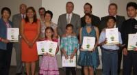 Fundación Helvex realizó la premiación a niños de nivel primaria y secundaria que resultaron ganadores del 5to certamen Xprésate, enfocado al desarrollo en diversas artes sobre conservación del agua. Siendo […]
