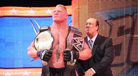 En la pasada edición de SummerSlam ocurrió un hecho que muchos aficionados esperan la consolidación de Brock Lesnar como el nuevo WWE World Heavyweight Champion al derrotar de forma aplastando […]