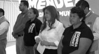 Tultitlán, Méx.- Sandra Méndez Hernández, candidata a la presidencia municipal por PRI-PVEM-PANAL, aseguró que impulsará el cuidado del Medio Ambiente, a través de la continuidad en los trabajos de reforestación […]