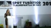 POR: Irma Eslava La Alcaldesa Denisse Ugalde Alegría presentó el promocional que realzala imagen de Tlalnepantla para consolidar a este municipio como un destino turístico y de negocios.El spot, difundirá […]