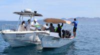 Acciones de Inspección y Vigilancia en las costas de Baja California Sur permitieron a la Procuraduría Federal de Protección al Ambiente (PROFEPA) asegurar dos embarcaciones que realizaban actividades no autorizadas […]