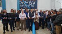 """Irma Eslava Al inaugurar el tanque de agua """"México 68"""", que beneficiará aproximadamente a 60 mil habitantes de varias comunidades que antes recibían el líquido por tandeo, y a partir […]"""