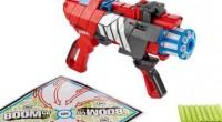Se dio a conocer que la empresa juguetera Mattel, lanza el juego de lanzadores. BOOMco con uso de tecnología Smart Stick en sus dardos y objetivos que mejoran la experiencia […]