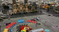 En la plancha del Zócalo capitalino, se inauguró la obra de arte efímero, Alfombra Monumental 2020, la cual da vida, a través de sus más de 3 mil metros cuadrados […]