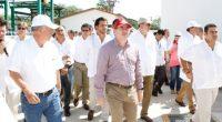 El Director General de la Comisión Nacional del Agua (Conagua), Roberto Ramírez de la Parra, estuvo presente en la entrega de la Planta de Tratamiento de Agua Residuales La Marina, […]