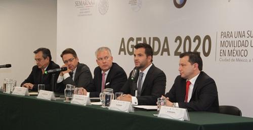La empresas BMW Group y Siemens presentaron el documento denominado Agenda 2020 para una sustentabilidad y movilidad urbana y eléctrica en México, el cual integra las propuestas de líderes de […]