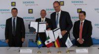 """Se dio a conocer que la compañía mexicana IGSA y la multinacional alemana Siemens firmaron un acuerdo para ofrecer proyectos """"llave en mano"""" de generación eléctrica distribuida, mediante plantas térmicas […]"""