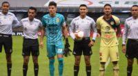 Por: Enrique Fragoso (fragosoccer) América logra su calificación a la siguiente ronda al vencer a Dorados 3 a 1 en cancha del Estadio Azteca.