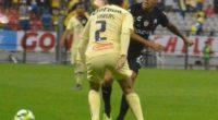 Por: Enrique Fragoso (fragosoccer) América logra su calificación a la siguiente ronda al vencer a los rayos del Necaxa por 3 a 1 en cancha del estadio azteca.