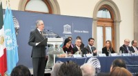 Al conmemorar el 70 aniversario de la creación de la Organización de las Naciones Unidas para la Educación, la Ciencia y la Cultura (UNESCO), México informó que refrenda su apoyo […]