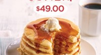 """La cadena de restaurantes IHOP México anunció la llegada por tiempo limitado (del 11 de enero al 21 de febrero) de su tradición """"All you can eat pancakes"""" donde por […]"""