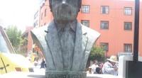 SEÑOR DEL TIEMPO Este busto es en memoria de aquel hombre intrépido que fue nada menos que el telegrafista de Pancho Villa y su División del Norte; fue enemigo, se […]