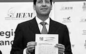 Eruviel Ávila Villegas, fue el primer candidato a la gubernatura del Estado de México en solicitar su registro ante el Instituto Electoral de la entidad. Ante los representantes del IEEM, […]