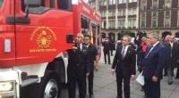 En un acto realizado en el zócalo capitalino Grupo Financiero BBVA Bancomer entregó un donativo en especie para la Ciudad de México y su Cuerpo de Bomberos, que consiste en […]