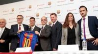 Se dio a conocer la firma del FC Barcelona y el banco Scotiabank, para un patrocinio para las próximas tres temporadas en tres actos celebrados de manera simultánea en México […]