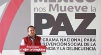 """Ecatepec, Méx.- Arranca el """"Programa Nacional para la Prevención Social de la Violencia y la Delincuencia"""" con una inversión total de 124 millones de pesos destinados para los municipios mexiquenses […]"""