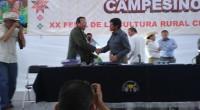 En el marco de la XX Feria Nacional de la Cultura Rural, desde hace veinte años la Universidad Autónoma Chapingo la celebra, esta institución firmó convenios de apoyo recíproco con […]