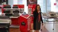La empresa Canon dio a conocer los nuevos avances que presentará al mercado en materia de eficiencia en red y nuevos aparatos de uso de oficina, los cuales se interrelacionan […]