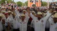 Manuel Cota Jiménez, dirigente de la Confederación Nacional Campesina (CNC) y Esteban Villegas, candidato al gobierno del Estado de Durango por el PRI, formalizaron el compromiso de impulsar el […]
