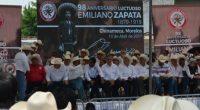 En el 98 Aniversario Luctuoso de Emiliano Zapata, el Gobierno de la República y los campesinos honran su memoria porque su legado, el Plan de Ayala, abrió el camino para […]