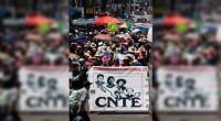 La CNTE, conocida como la Coordinadora, es un grupo disidente de maestros del Sindicato Nacional de Trabajadores al Servicio, SNTE, la disidencia existe desde hace 30 años. Es lucha sindical, […]