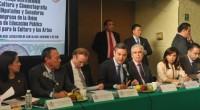 Aurelio Nuño Mayer, secretario de Educación Pública, dijo ante legisladores que la creación de una Secretaría de Cultura se propone sin afectar los derechos de quienes trabajan en las diversas […]