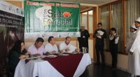Con la participación de 40 jóvenes del Centro Integral de Artes Culinarias (CIAC) se realizó el primer concurso gastronómico Con Sabor Forestal, organizado por la Comisión Nacional Forestal (CONAFOR) en […]