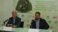 """En conferencia de prensa se llevó a cabo la presentación del Concurso Nacional de Fotografía """"Visión Forestal"""" y Árboles Majestuosos de México """"Centinelas del Tiempo"""" 2016, el cual tiene […]"""