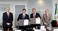 En cumplimiento del compromiso presidencial CG-034, la Comisión Nacional del Agua (Conagua) y el Gobierno de Nuevo León firmaron un convenio de coordinación para construir el Acueducto Monterrey VI, obra […]