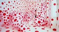 A partir del próximo 26 de septiembre y hasta el 19 de enero, el Museo Tamayo de Arte Contemporáneo albergará la obra de la artista Yayoi Kusama, con parte de […]