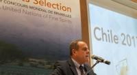 En el marco del tercer día de catado a ciegas del Spirits Selection México, Baudouin Havaux, presidente del Concours Mondial de Bruxelles, dio a conocer a Chile como el país […]