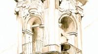 La «torre mocha». Templo de El Rosario (Lagos de Moreno, Jalisco). Aguada sobre papel. 18 x 27 centímetros. Lluvia del aguacero, lluvia de agujas de acero, lluvia de olores y […]