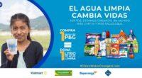 """El programa """"Agua Limpia para los Niños"""", de la empresa P&G que consiste en entregar sobres purificadores de agua a comunidades en situaciones de emergencia por el difícil acceso a […]"""